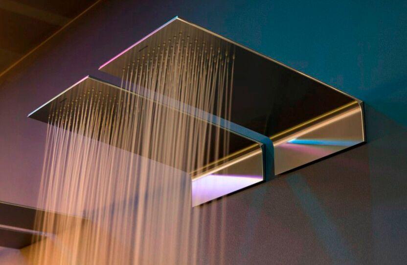 Rodzaje strumieni prysznicowych