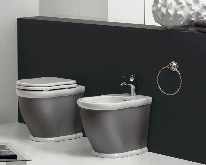 Łazienka w odcieniach czerni