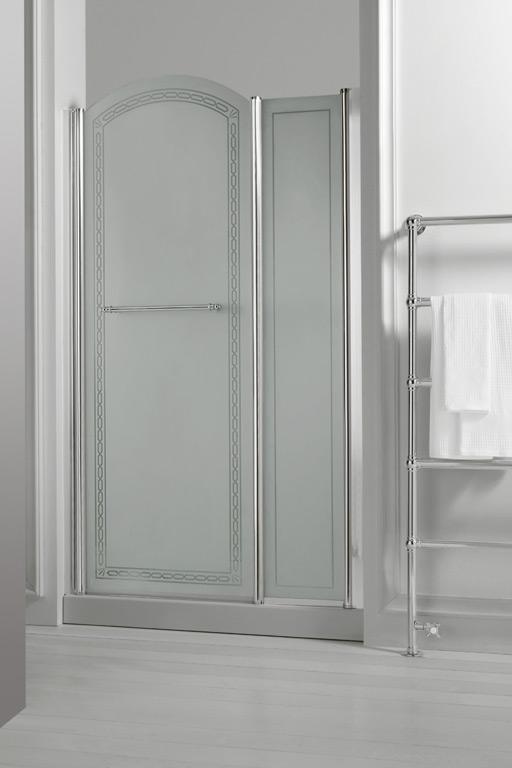 gentry home drzwi do wn ki ze ciank po prawej stronie z dekorem deco 100 cm chrom 7310 wiat. Black Bedroom Furniture Sets. Home Design Ideas