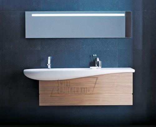 laufen il bagno alessi one umywalka cienna 160x50 cm. Black Bedroom Furniture Sets. Home Design Ideas